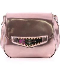 Tod's - Pre-owned Pink Leather Handbag - Lyst