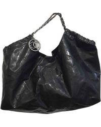 Chanel - Coco Cabas Leather Handbag - Lyst