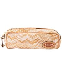 Missoni - Pre-owned Cloth Purse - Lyst