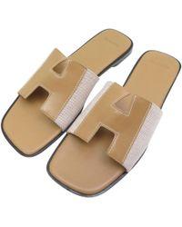 346263546c69 Lyst - Moncler Sandal slipper for Men - Save 7%