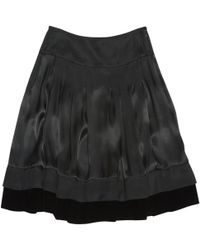 Chloé - Pre-owned Mid-length Skirt - Lyst