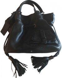 Lancel - 1er Flirt Leather Handbag - Lyst