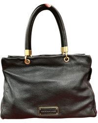 Marc By Marc Jacobs - Pre-owned Black Leather Handbags - Lyst