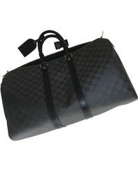 Louis Vuitton - Keepall Weekend Bag - Lyst