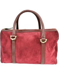 Cartier - Pre-owned Bowling Bag - Lyst