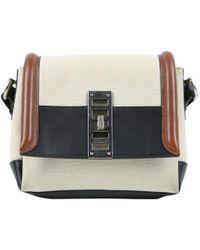 Proenza Schouler Mini Elliot Beige Other Handbag - Natural