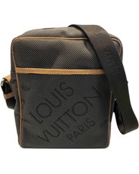 Lyst - Louis Vuitton Keepall Cloth 48h Bag in Brown for Men 70ab27ee90813
