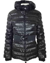 Moncler - Fox Caban - Lyst