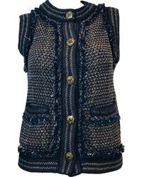 Chanel - Multicolor Wool Knitwear - Lyst