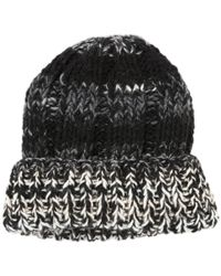 Etro - Pre-owned Black Wool Hat - Lyst