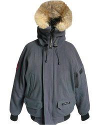 Canada Goose - Green Wool - Lyst