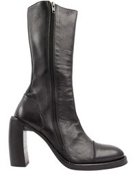 Pre-owned - Leather boots Ann Demeulemeester vsf4a