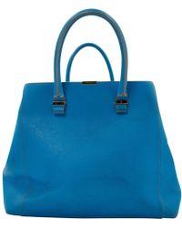 Victoria Beckham - Leather Handbag - Lyst