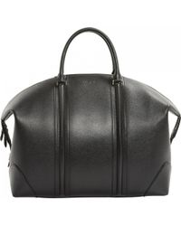 Givenchy - Pre-owned Lucrezia Leather 48h Bag - Lyst
