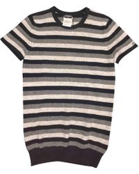 Chanel - Pre-owned Other Cashmere Tops - Lyst