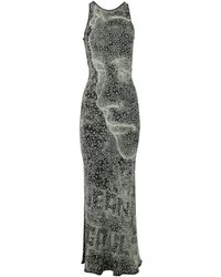 Jean Paul Gaultier - Pre-owned Vintage Black Synthetic Dresses - Lyst