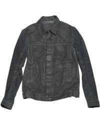 Rick Owens - Pre-owned Jacket - Lyst