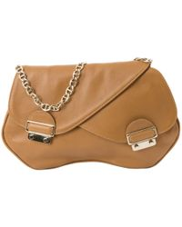 Gianvito Rossi - Leather Handbag - Lyst