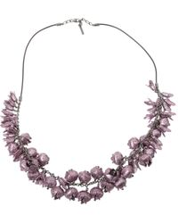 Burberry - Necklace - Lyst