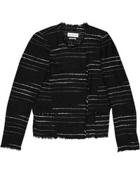 Étoile Isabel Marant - Pre-owned Black Cotton Jackets - Lyst