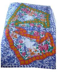 Lanvin - Pre-owned Vintage Multicolour Cotton Swimwear - Lyst