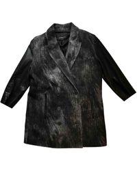 Alexander Wang - Pre-owned Wool Peacoat - Lyst
