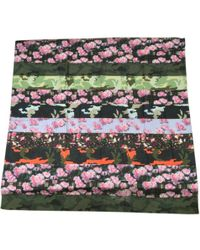 Givenchy - Multicolour Cotton Scarves - Lyst