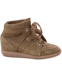 Étoile Isabel Marant - Pre-owned Trainers - Lyst
