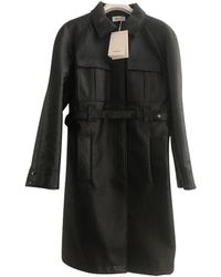 Courreges - Pre-owned Trench Coat - Lyst