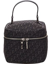 Dior | Pre-owned Cloth Vanity Case | Lyst
