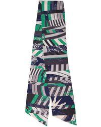 Hermès - Maxi Twilly Silk Neckerchief - Lyst