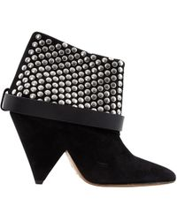 Isabel Marant - Pre-owned Ankle Boots - Lyst