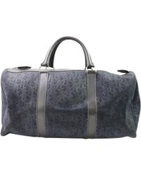Dior - Pre-owned Travel Bag - Lyst
