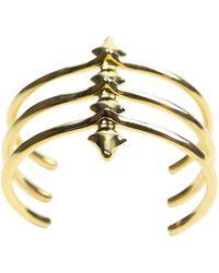 Jennifer Fisher - Gold Metal Bracelets - Lyst