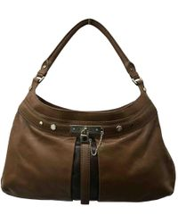 Marc By Marc Jacobs - Camel Leather Handbag - Lyst