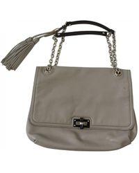 Lanvin - Happy Leather Handbag - Lyst
