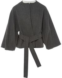 Stella McCartney - Wool Coat - Lyst