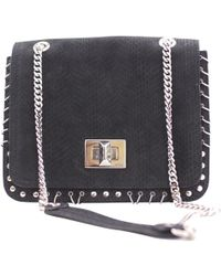 Emilio Pucci - Pre-owned Leather Crossbody Bag - Lyst