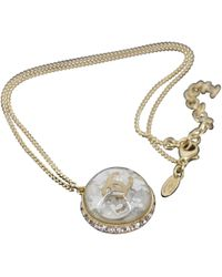 Chanel - Other Metal Necklace - Lyst