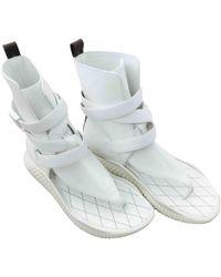 Louis Vuitton - Patent Leather Sandal - Lyst