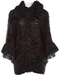 Stella McCartney - Pre-owned Wool Poncho - Lyst