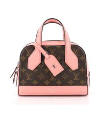 Louis Vuitton - Dora Cloth Handbag - Lyst