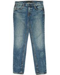 Alexander Wang - Pre-owned Slim Jeans - Lyst