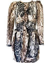 Lanvin - Mid-length Dress - Lyst