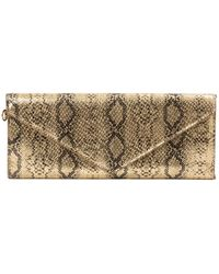 Marc By Marc Jacobs Gold Leather Wallets - Metallic
