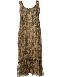 Étoile Isabel Marant - Pre-owned Silk Dress - Lyst
