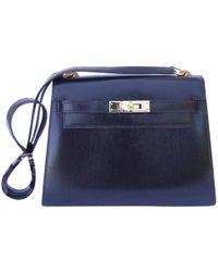 88a3a9b41f427 Lyst - Céline Crossbody - Vintage in Black