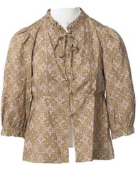 Marc By Marc Jacobs - Silk Blouse - Lyst