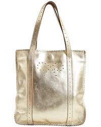 Anya Hindmarch - Leather Tote - Lyst