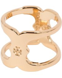 Tory Burch - Pre-owned Ring - Lyst